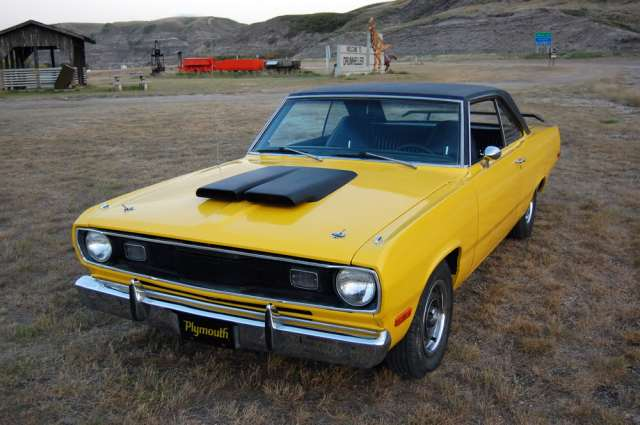 1973 Plymouth Scamp Y