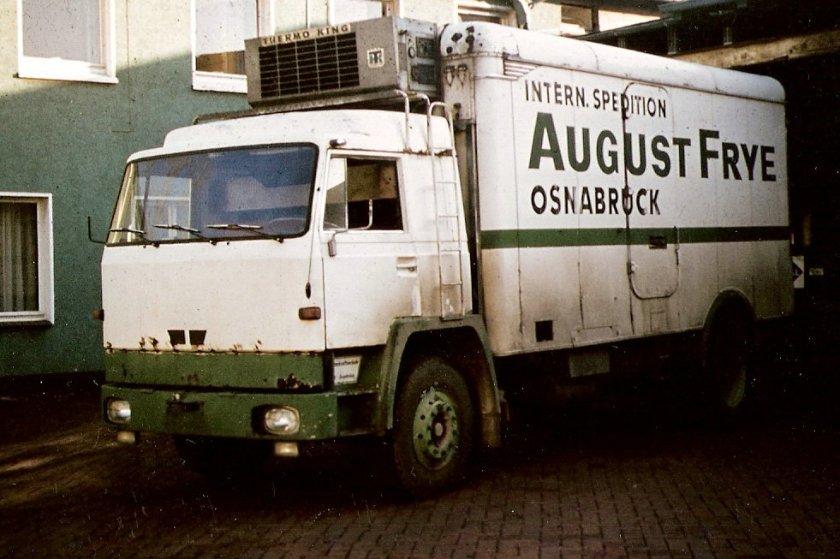 1974 Büssing 16.240