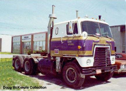 1974 International CO-F4070A Transtar