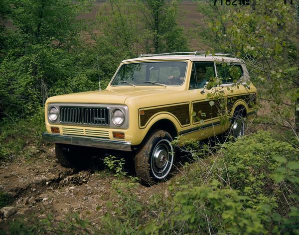 1974 International Scout II Truck