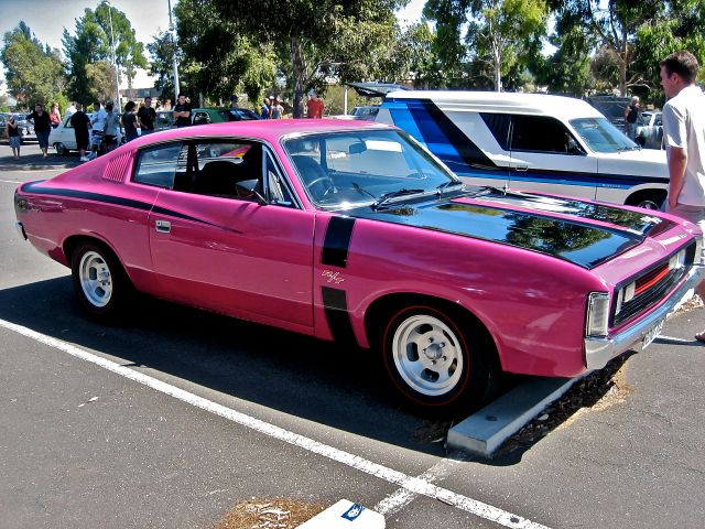 1974 Valiant VH Charger