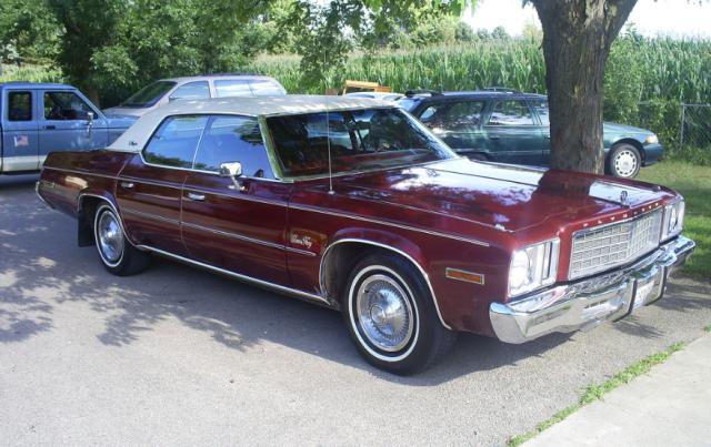 1975-77 PlymouthGran Fury VIP (1966–1969)