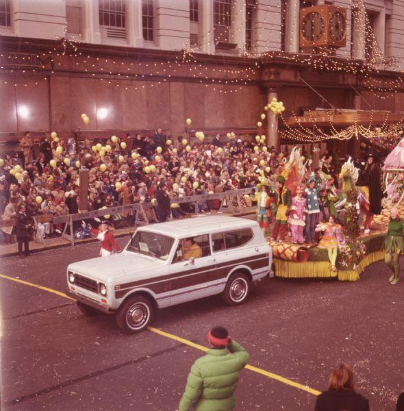 1976 International Harvester Scout 4x4 truck