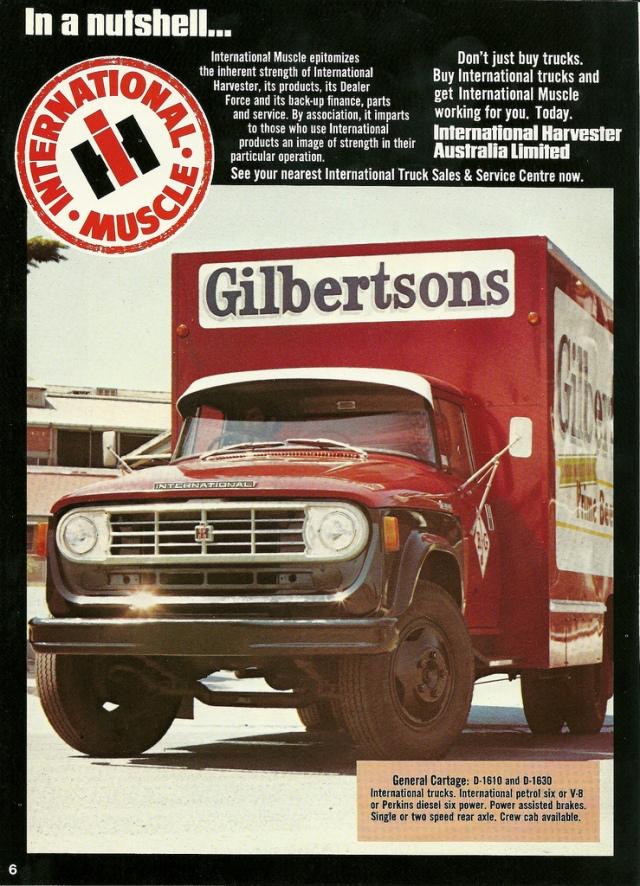 1976 International Harvester
