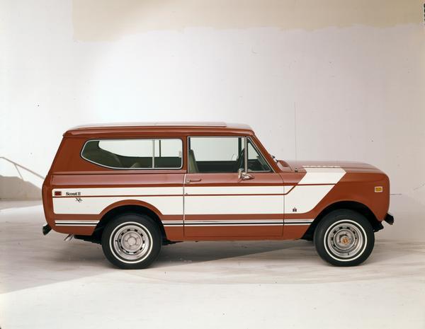 1976 International Scout II truck