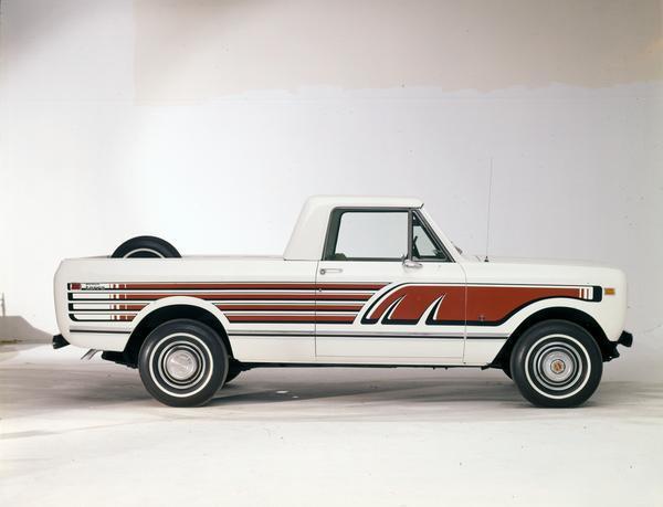 1976 International Scout Terra Truck