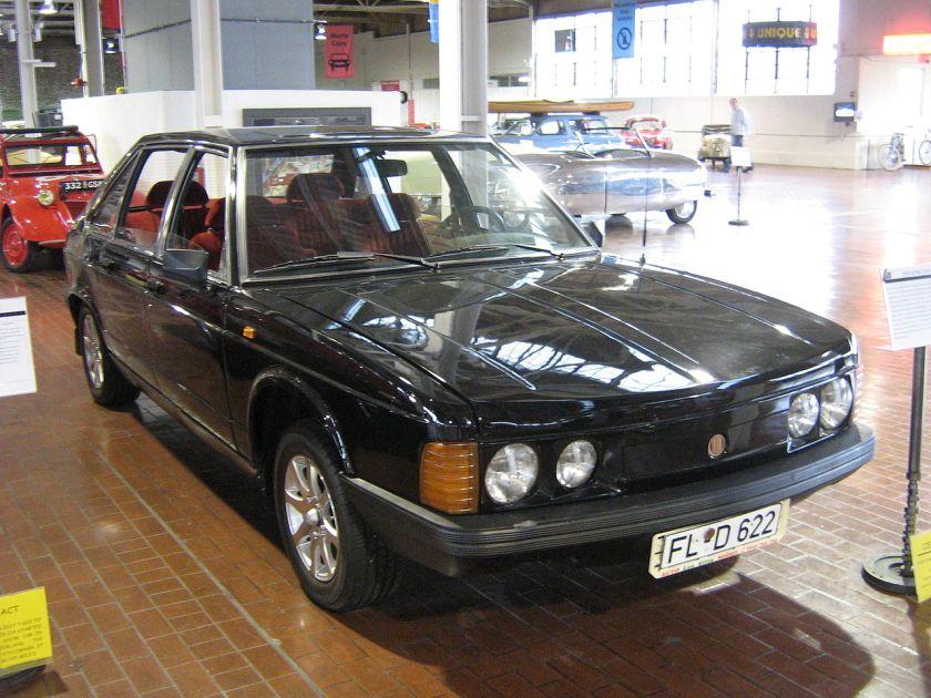 1976 Tatra T-613
