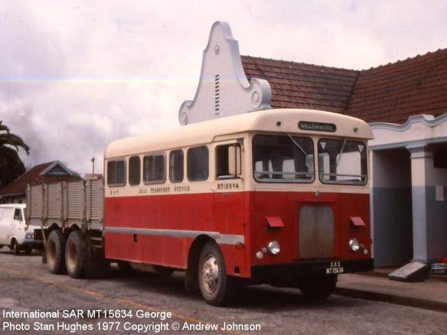1977 international mt15634 george sh826