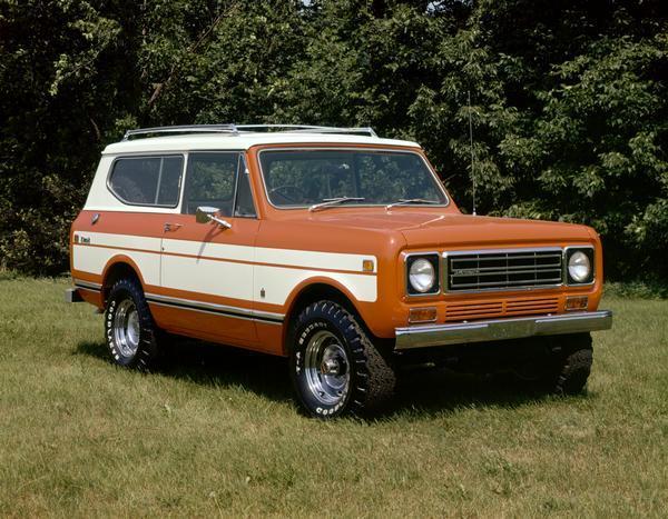 1977 International Scout II Pickup
