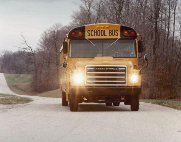 1978 IH S-Series School Bus