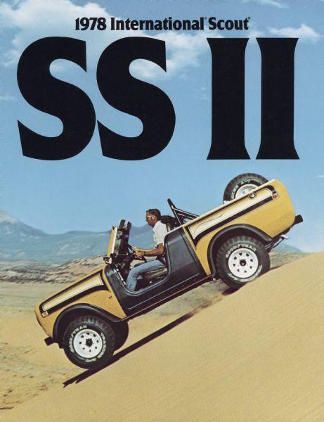 1978 International Scout SS II