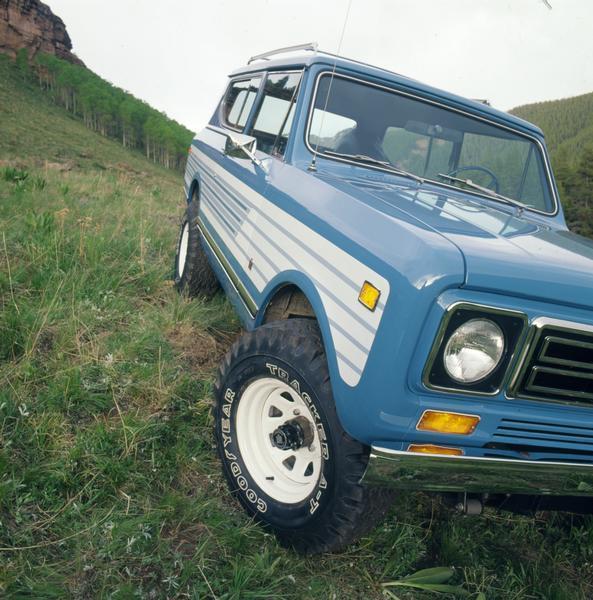 1978 International Scout Truck