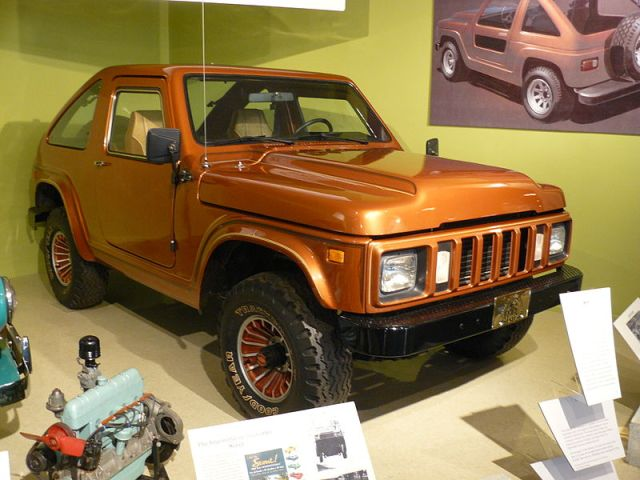 1979 International Gold Concept