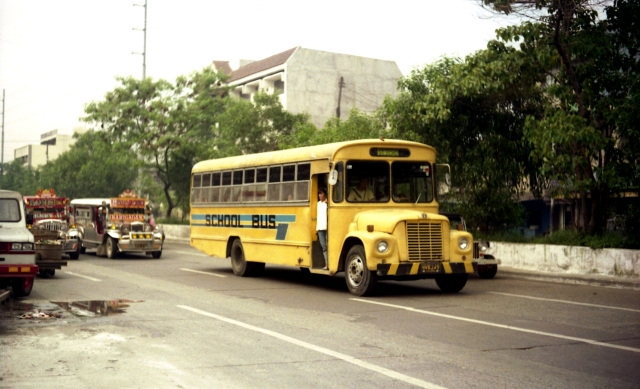 1979 International normal control type Manilla