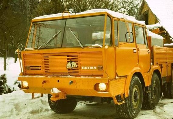 1979 Tatra T813TP