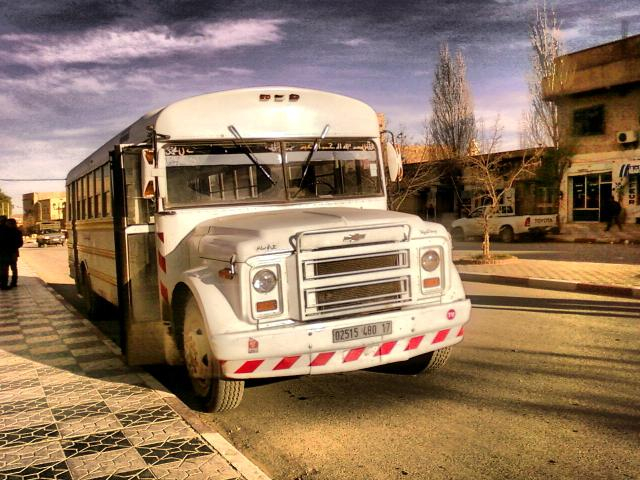1980 Chevrolet School Bus Djelfa , Algeria