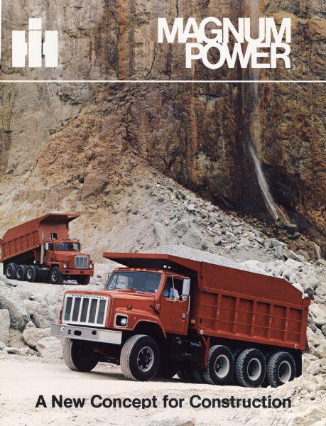 1980 International Construction Trucks Brochure
