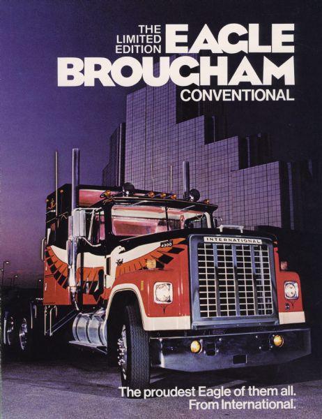 1980 International Transtar 4300 Eagle Brougham