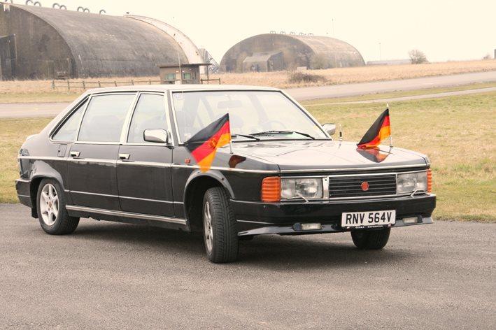 1980 Tatra 613 Special