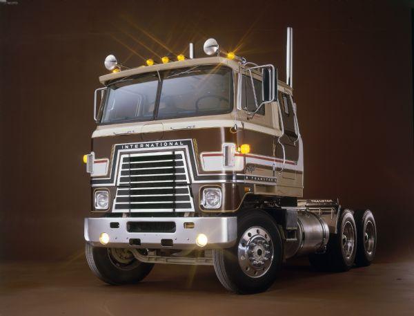 1981 International Transtar Eagle Truck a