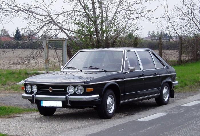 1984 Tatra 613-2--1 165 HP, 190 kmh