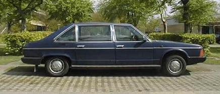 1984 Tatra 613S