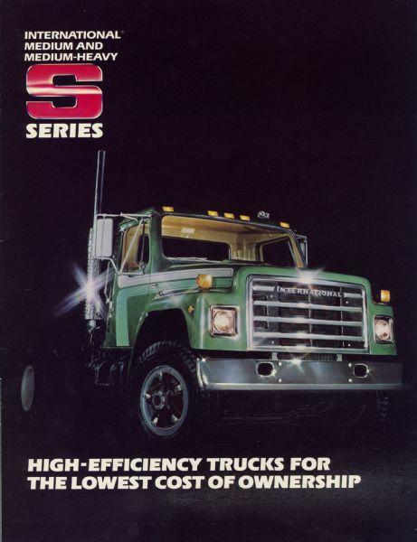 1985 International S-Series Truck Brochure