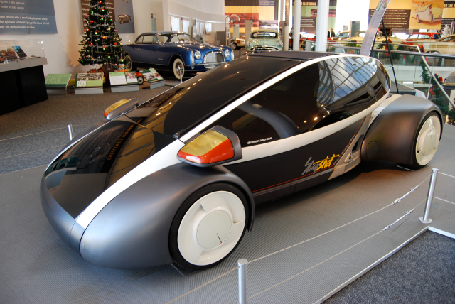 1988 Plymouth Slingshot Concept Car