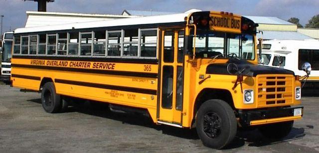 1988 Virginia Wayne Overland Bus 365 IHC