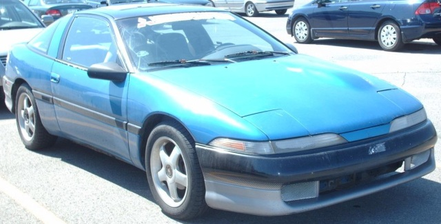 1990-'91 Plymouth Laser