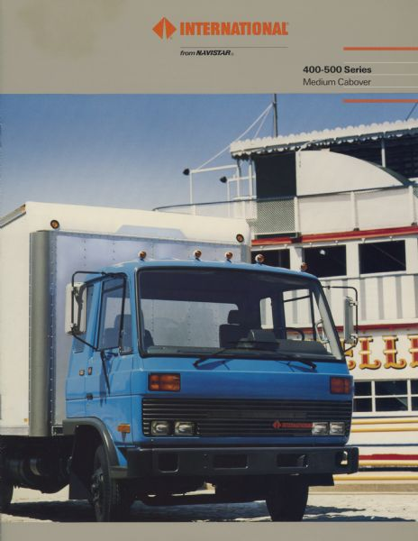 1990 International 400-500 Series Trucks