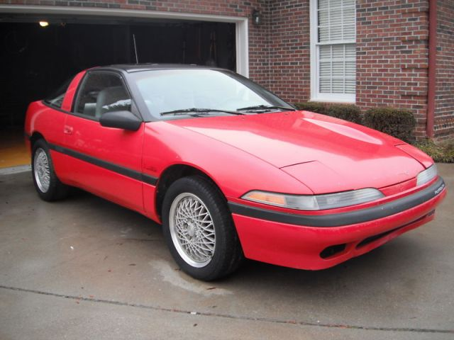 1990 Plymouth Laser RS Turbo