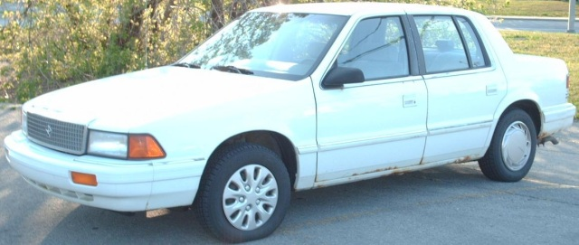 1991-92 Plymouth Acclaim