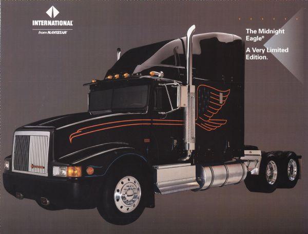 1992 International Midnight Eagle Semi Brochure