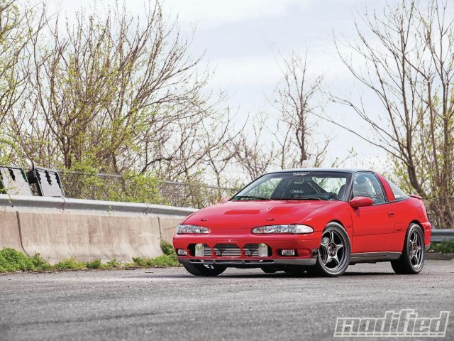 1992 Plymouth Laser RS Turbo
