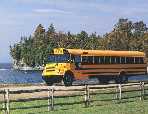 1994 International 3600 Vista School Bus