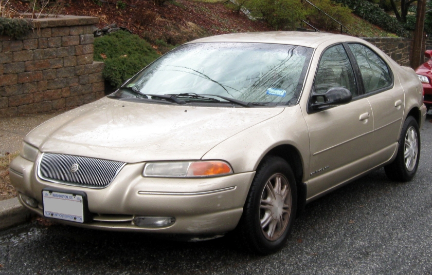 1995-98 Plymouth Breeze
