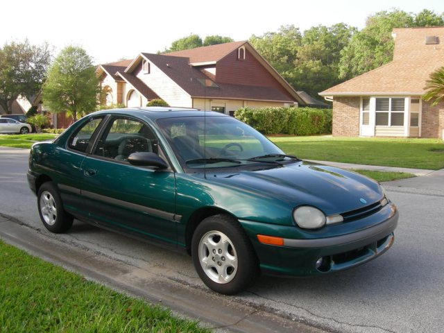 1995 Plymouth Neon Sport Coupe