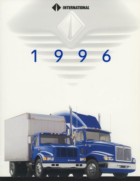 1996 International Trucks Advertising Brochure