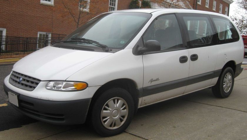 1997-00 Plymouth Grand Voyager