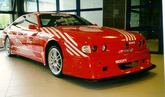 1997 Tatra 700 coupé ECORRA