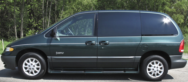 1998 Plymouth Voyager Expresso