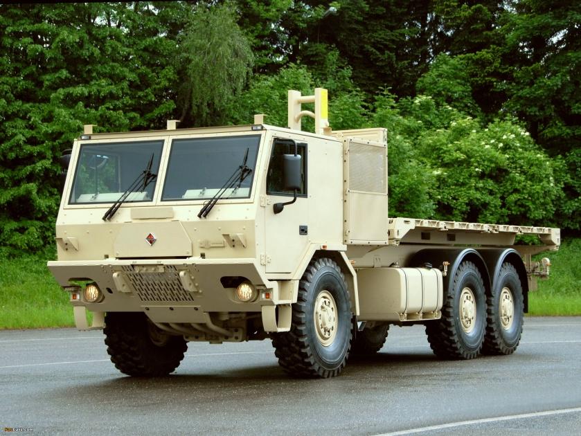 1998 tatra t817 1
