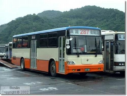 2002 International 3000RE-Tang Zhong Bus