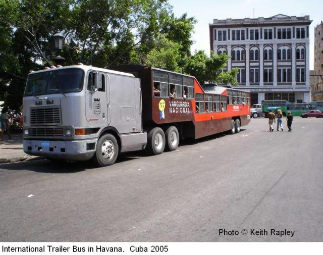 2005 International Trailer-bus - KR