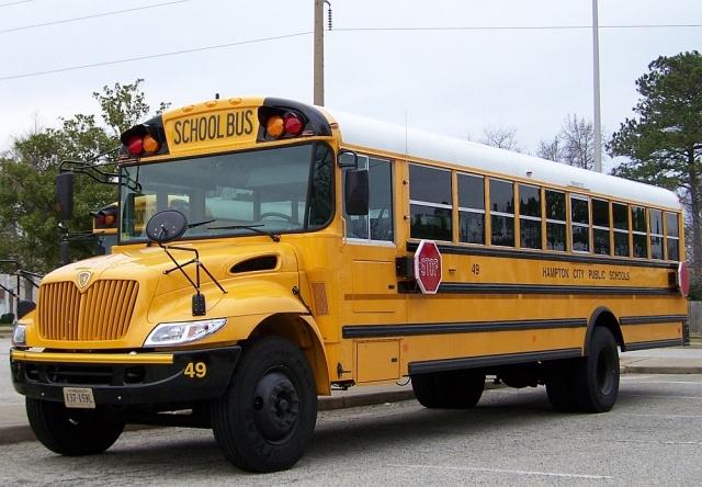 2005-present International 3300 HCS bus49
