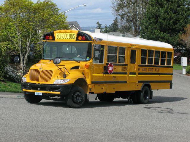 2006 IC BE school bus