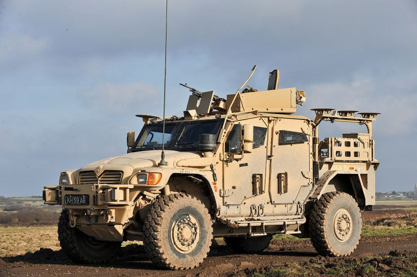 2006 International MXT-MV Husky