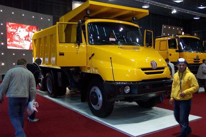 2006 Tatra T 163 Jamal