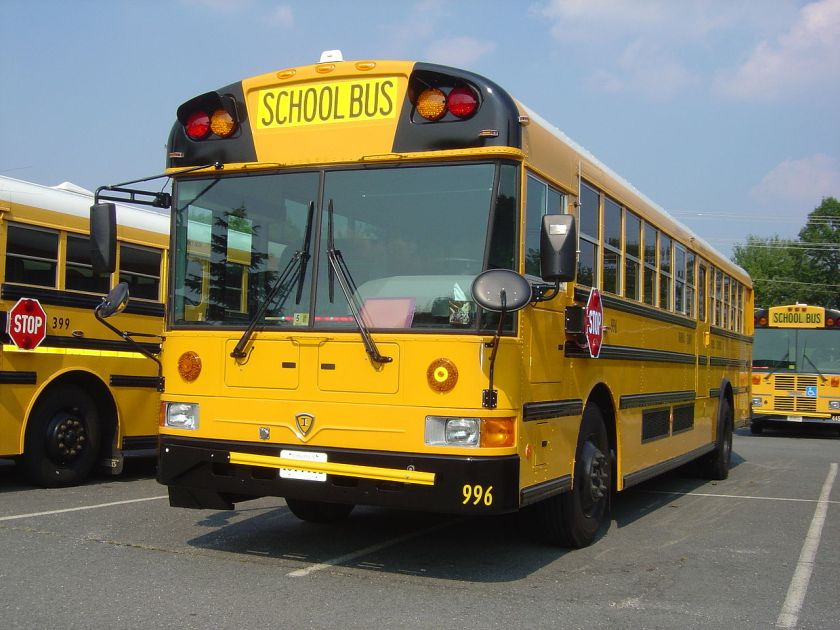 2007 International 3000-3900 IC RE 300 Of Fairfax County Public Schools Fairfax, Virginia